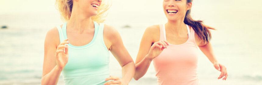 Met een sportpartner gezond & sportief de zomer door!