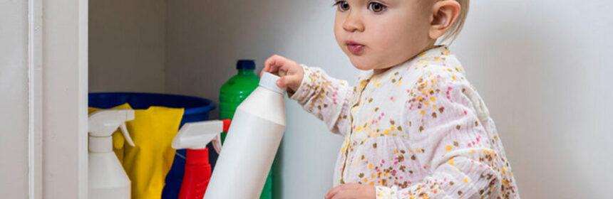 Vergiftiging - EHBO bij kinderen