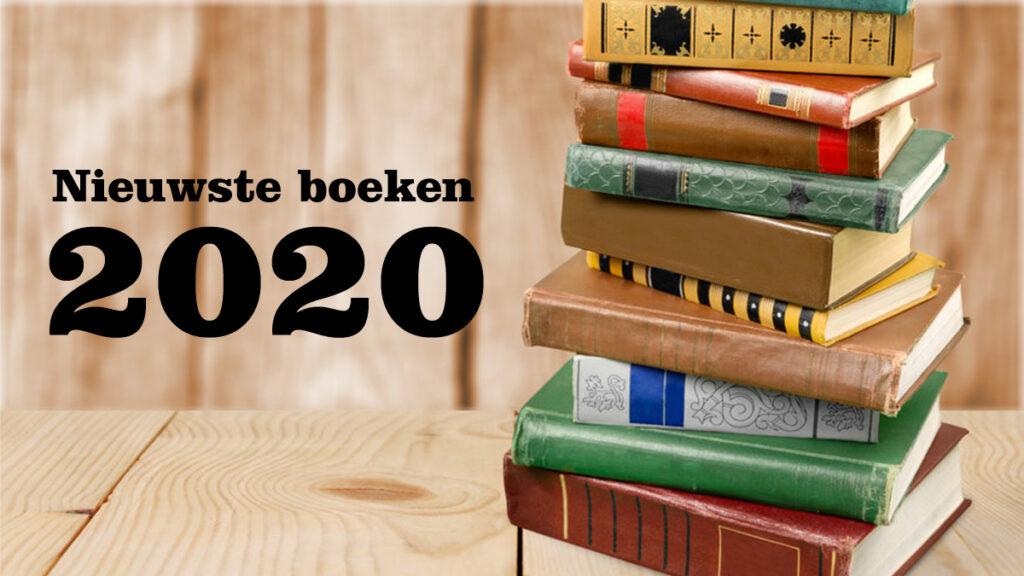 Nieuwste boeken 2020 - Themapagina