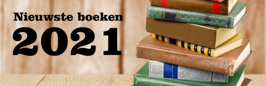 Nieuwste boeken 2021 - Themapagina