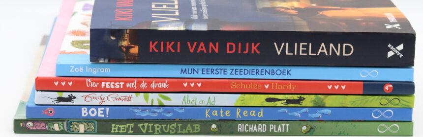 Boeken augustus 2021