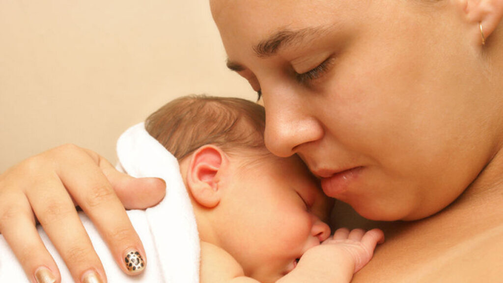 Buidelen met je baby. Waarom is dit zo belangrijk?