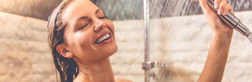 Veel mensen douchen verkeerd. Maar hoe doen we het dan wel goed?