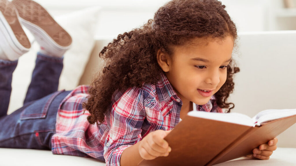 Lezen & voorlezen - Themapagina
