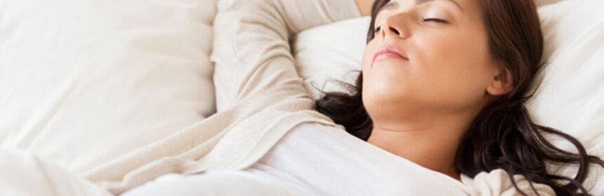 Met deze slaaphouding, slaap je lekker tijdens de zwangerschap