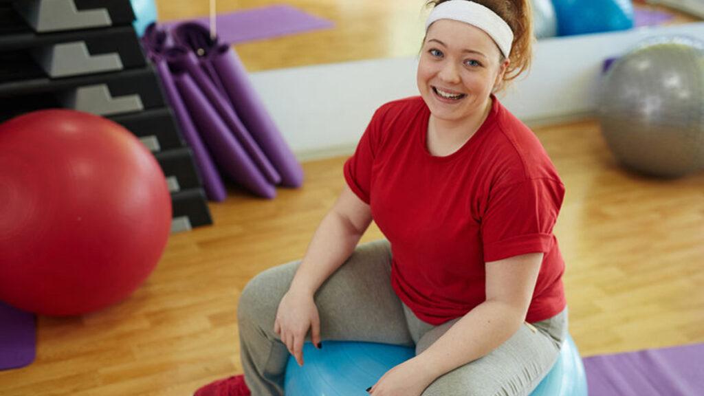 Handige tips om te sporten met overgewicht