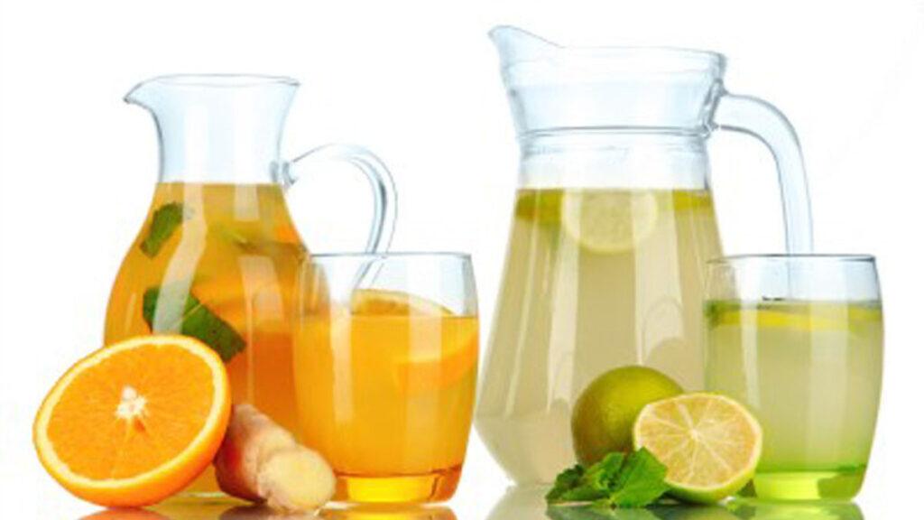 Drankjes: van vruchtensap tot mocktails