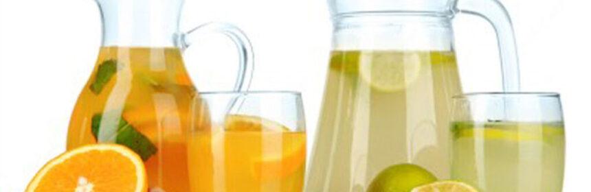 Drankjes: lekkere en gezonde recepten