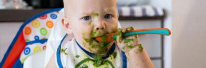 Gezonde voeding voor je baby