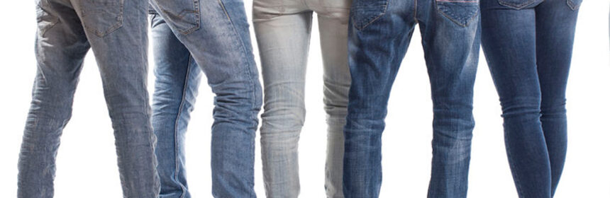 De allerbeste jeans voor jouw figuurtype