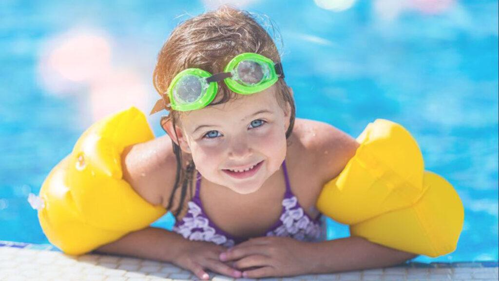 De leukste, hipste en veiligste zwembandjes