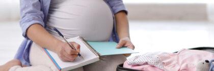 Het derde trimester van de zwangerschap
