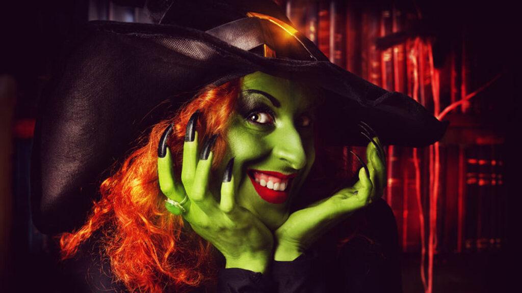 Halloween, spelen met heksen en spoken - Themapagina