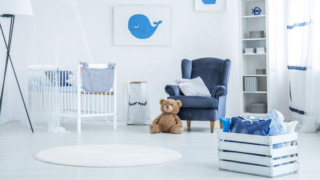 Let op deze kwaliteitseisen bij de inrichting van de babykamer