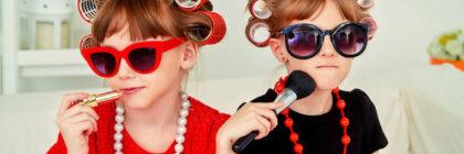 Make-up voor kinderen: Alles wat je als moeder moet weten!