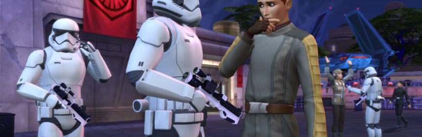 The Sims goes Star Wars